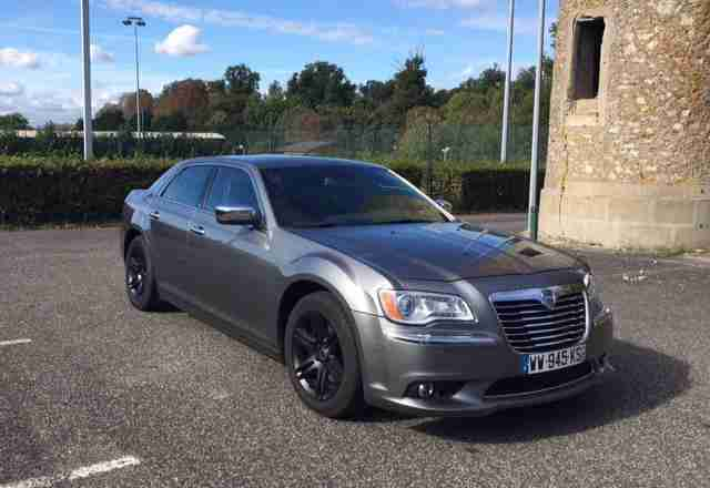 LHD Lancia Thema 3.0 V6 TDI CHRYSLER 300C model Left Hand Drive Car