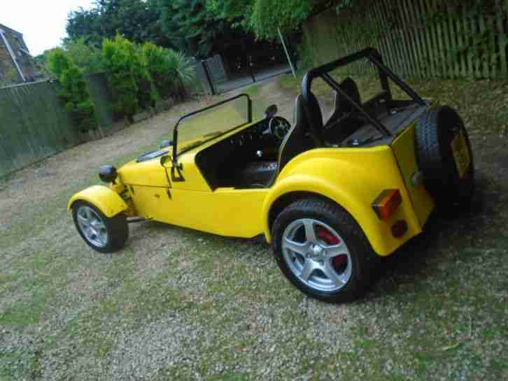 LOTUS 7 KIT CAR 2.0L PINTO BIKE CARBS