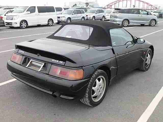 LOTUS ELAN 1.6 SE TURBO CONVERTIBLE * ONLY 24000 MILES* MODERN CLASSIC 1 OF 3000
