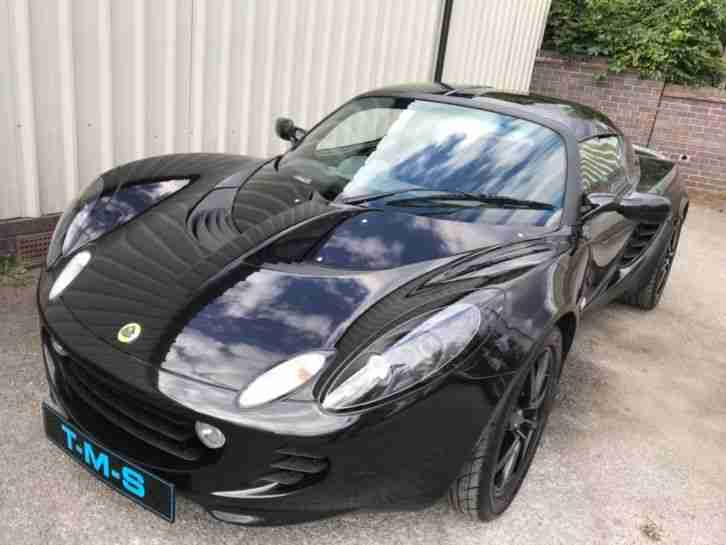 LOTUS ELISE 111S 1.8 S2 CONVERTIBLE FULL SERVICE HISTORY