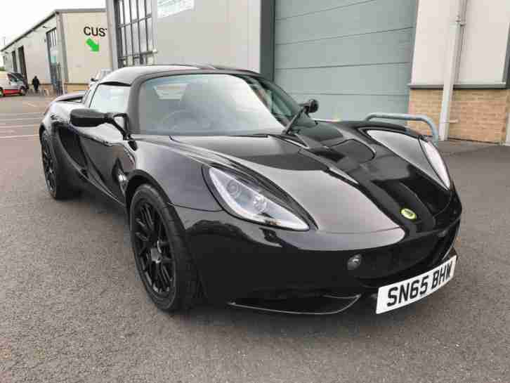 LOTUS ELISE S 1.8 TOURING AND SPORT 2DR HARD TOP FITTED 2016 Petrol Manual
