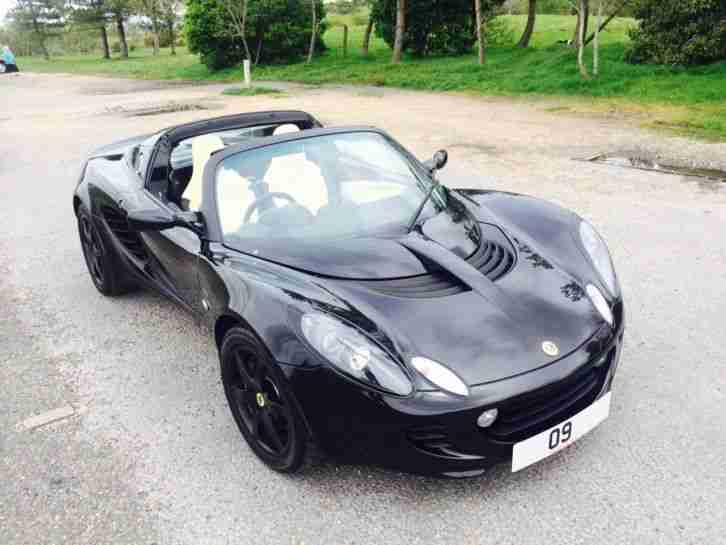 LOTUS ELISE S TOURING, 2009, TOP SPEC, FULL LOTUS HISTORY. LOW MILES. WARRANTY