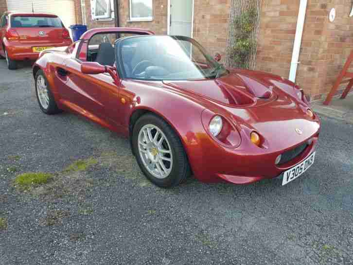 ELISE S1 RUBY RED METALLIC 69K WITH