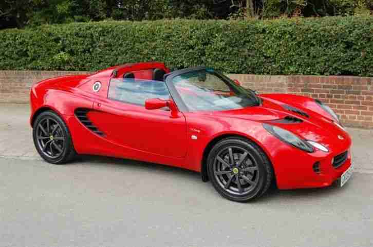 lotus elise s2 111r low mileage choice of three car for sale. Black Bedroom Furniture Sets. Home Design Ideas