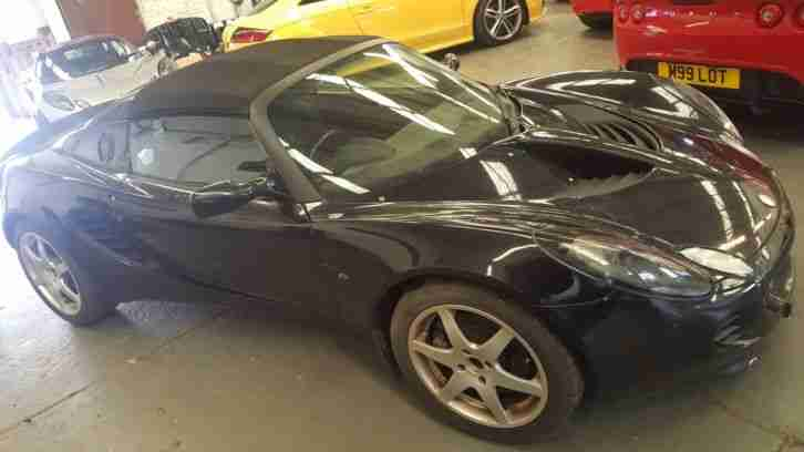 LOTUS ELISE S2 HPI CLEAR 2 OWNER CAR IDEAL PROJECT CAR FOR WINTER