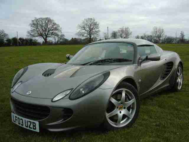 ELISE S2 only 17K miles Exceptional