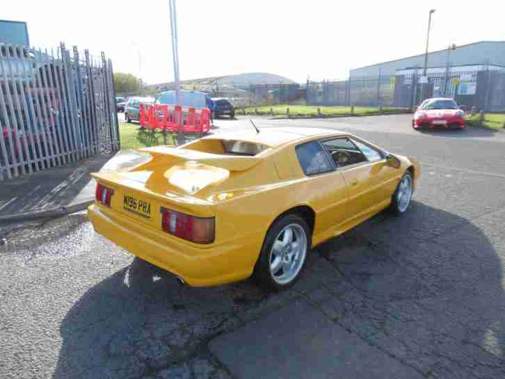 lotus esprit 2 2 s4 turbo charge cooler with s4 s body kit 1994 car for sale. Black Bedroom Furniture Sets. Home Design Ideas
