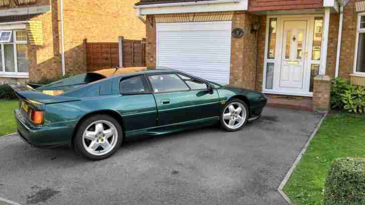 LOTUS ESPRIT S4 1995 GT WORLD CHAMPIONSHIP LIMITED EDITION