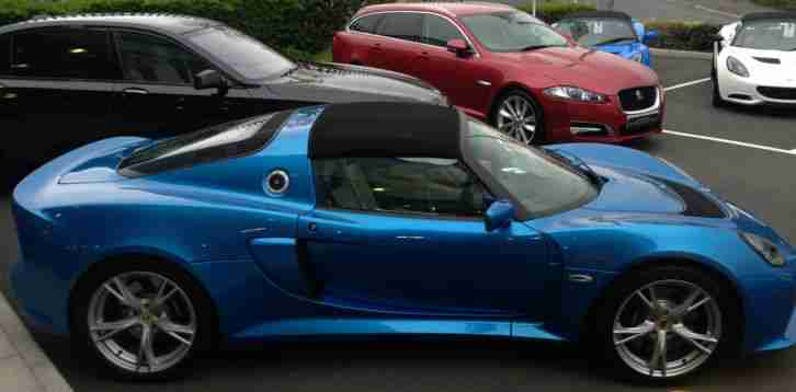 Lotus Elise S Cup 1 8 220 850 Miles Car For Sale
