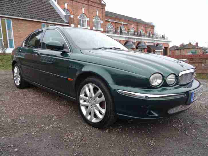 Jaguar Lovely Low Mileage 2003  03  X Type 2 1 Manual Just