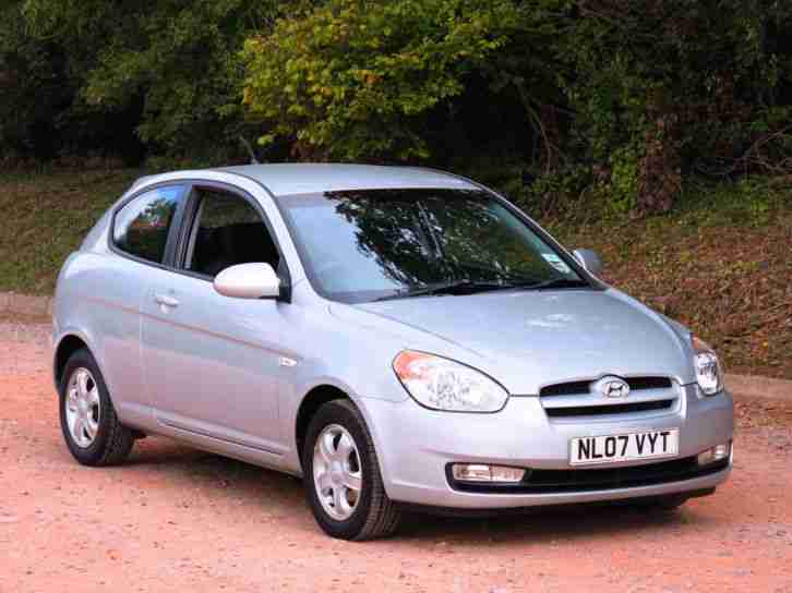 LOVELY LOW MILEAGE 2007 07 ACCENT 1.4