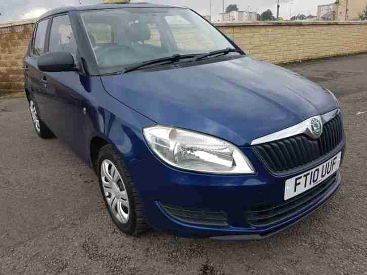 LOW MILEAGE FABIA TDI, £20 ROAD TAX,