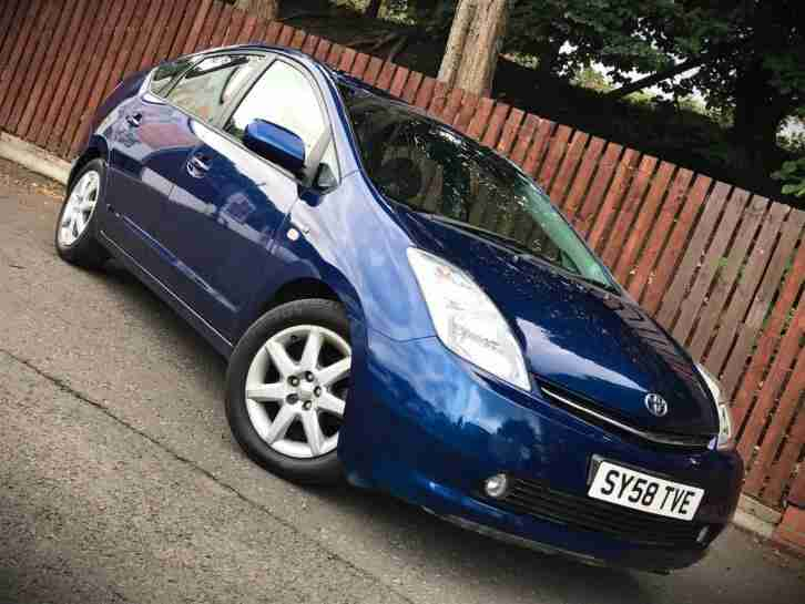 LOW MILEAGE TOYOTA PRIUS HYBRID 1.5 CVT AUTOMATIC FULL SERVICE HISTORY