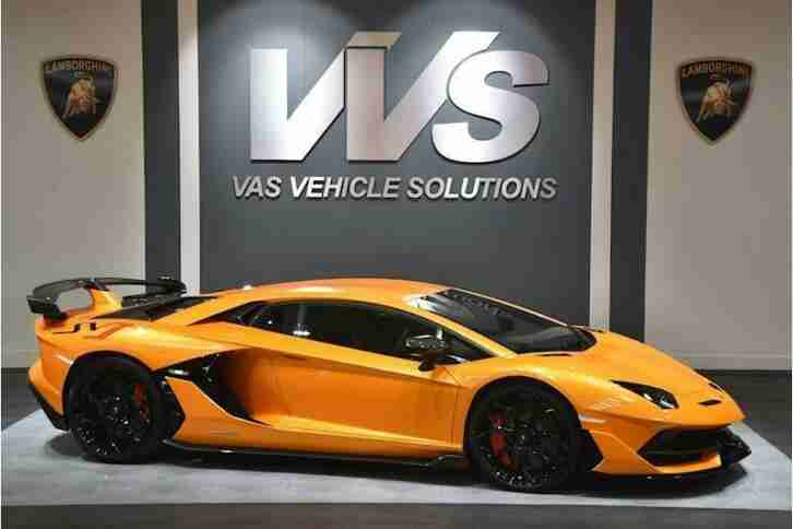 Aventador LP 770 4 SVJ Coupe 6.5