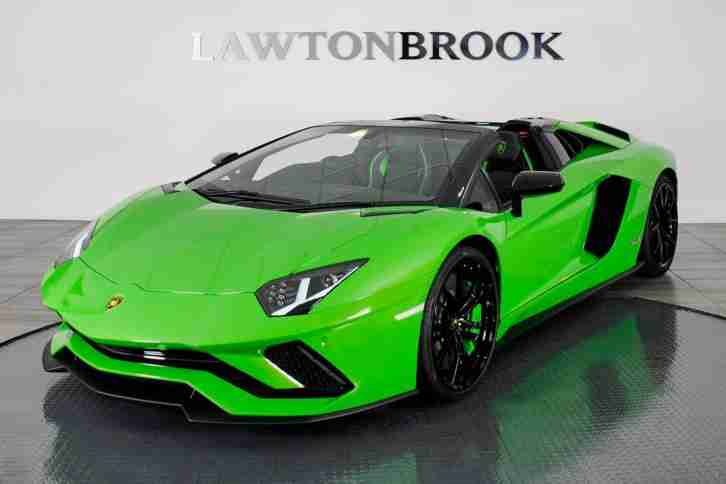 Lamborghini Aventador. Lamborghini car from United Kingdom