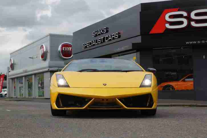 Lamborghini Gallardo 5.0 V10 Superleggera 2dr E GEAR MODEL