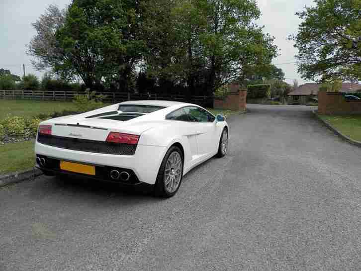 Lamborghini Gallardo 5.2 LP570-4 SUPERLEGGERA