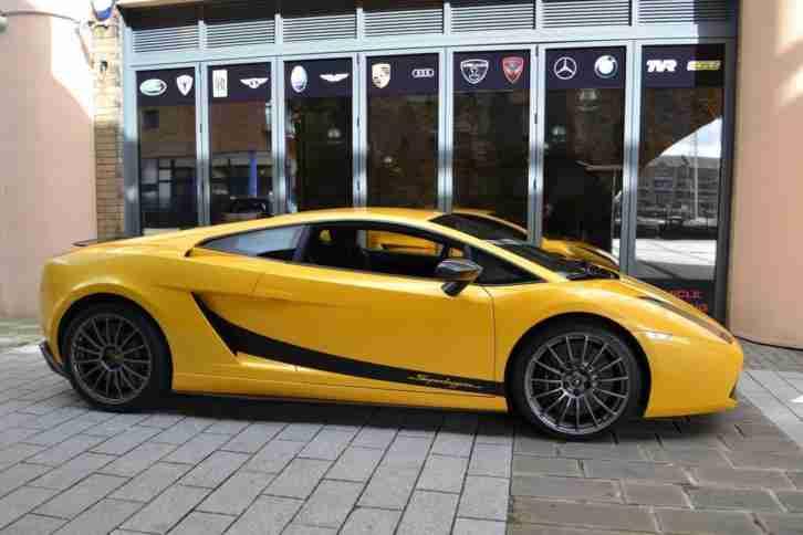 Lamborghini Gallardo 5 2 V10 E Gear Superleggera Lhd Car For Sale