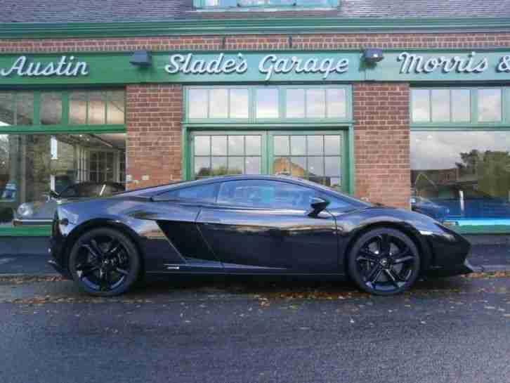 Lamborghini Gallardo Coupe Lp560 4 V10 Coupe E Gear Car For Sale