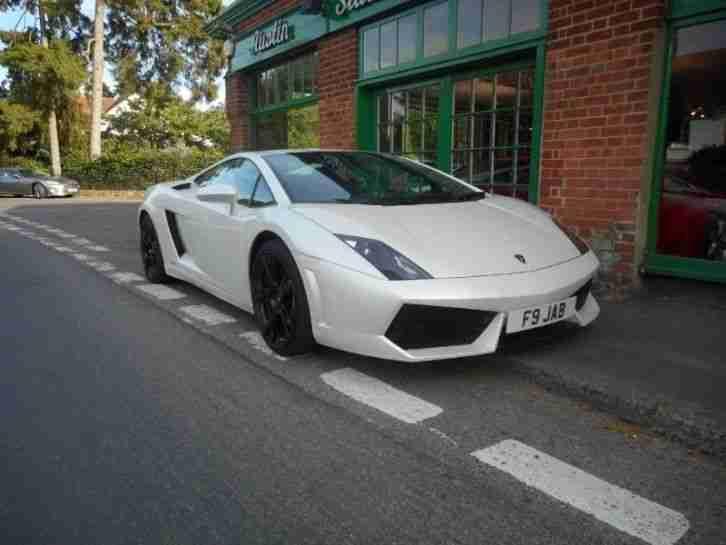Lamborghini Gallardo Lp560 4 Coupe V10 E Gear Car For Sale