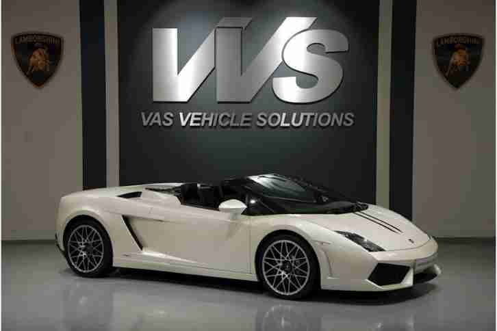 Lamborghini Gallardo Lp560 4 Performante Exhaust Car For Sale