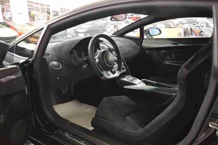 Lamborghini Gallardo Superleggera Coupe 5 2 Manual Petrol Car For Sale