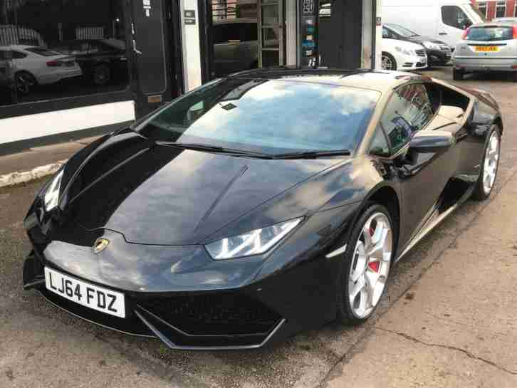 Lamborghini Huracan 5.2. Lamborghini car from United Kingdom