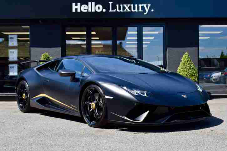 Huracan Performante LP 640 AD