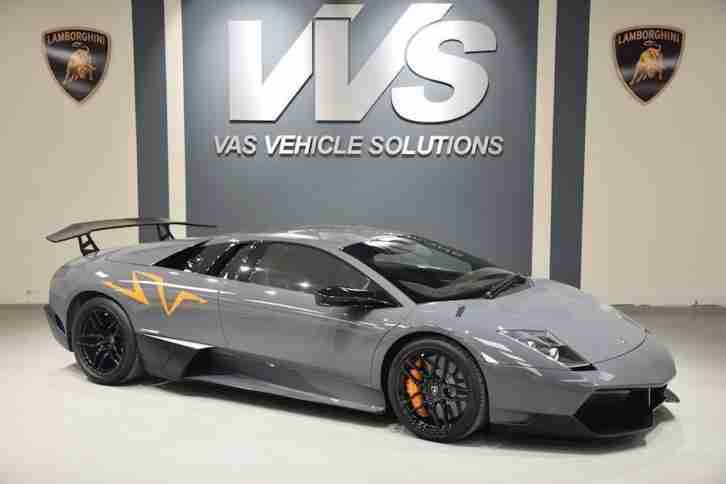 Lamborghini Murcielago Lp 670 4 Sv High Spec Vat Qualifying Car For