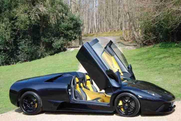 Lamborghini Murcielago Lp640 Roadster Egear High Spec Petrol Automatic