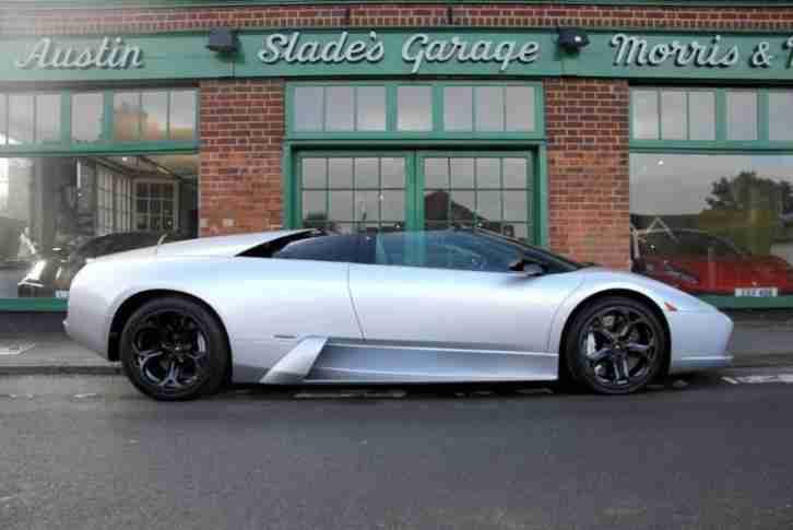 Lamborghini Murcielago V12 Roadster Car For Sale
