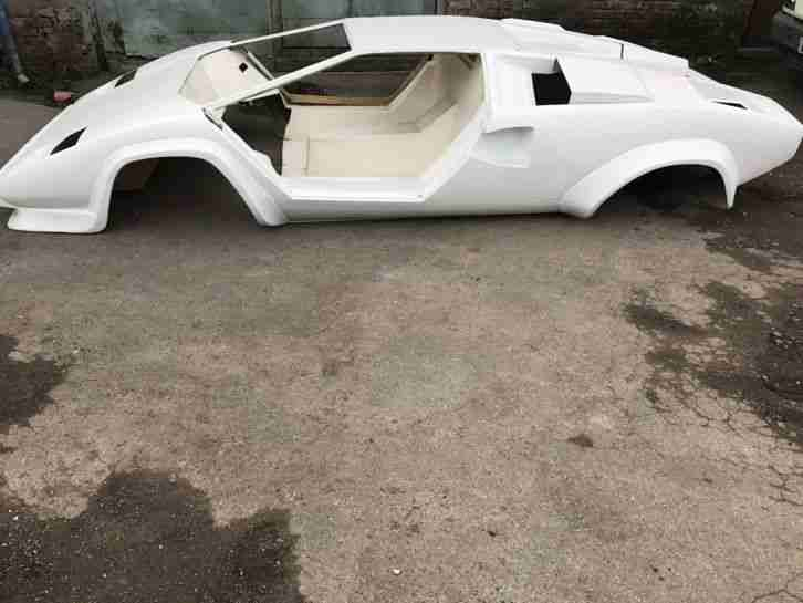 lamborghini countach replica kit car for sale. Black Bedroom Furniture Sets. Home Design Ideas
