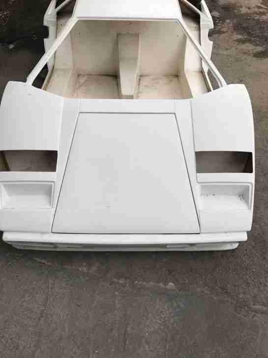 Lamborghini Countach Replica Kit Car For Sale