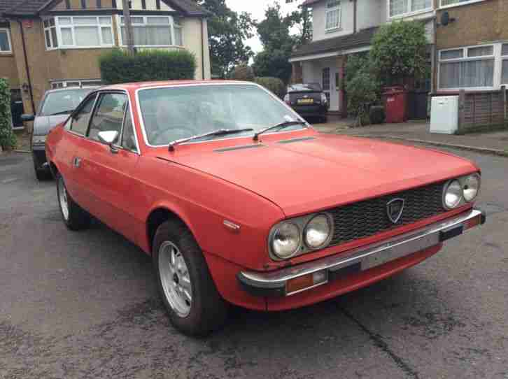 Lancia Beta Coupe. Lancia car from United Kingdom