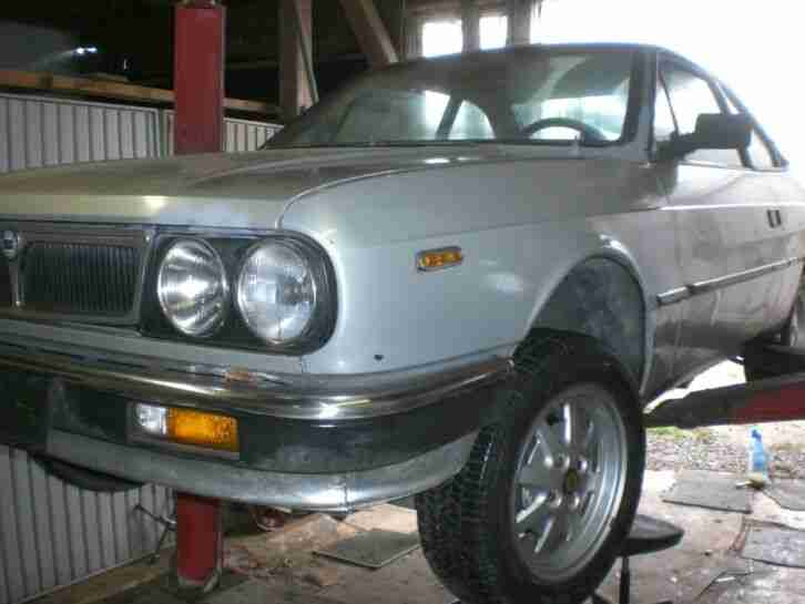 Lancia Beta Coupe 2000 mit 122 PS Oldtimer.HU 1 2022