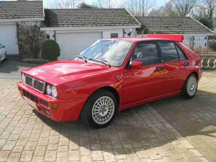 lancia delta 2 0 hf integrale evoluzione i non cat 16v turbo 4wd. Black Bedroom Furniture Sets. Home Design Ideas