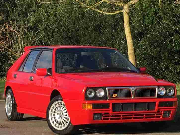 Delta 2.0i 16v turbo 4x4 HF Integrale
