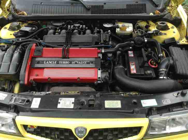 Lancia Delta Hf Turbo Hpe Car For Sale