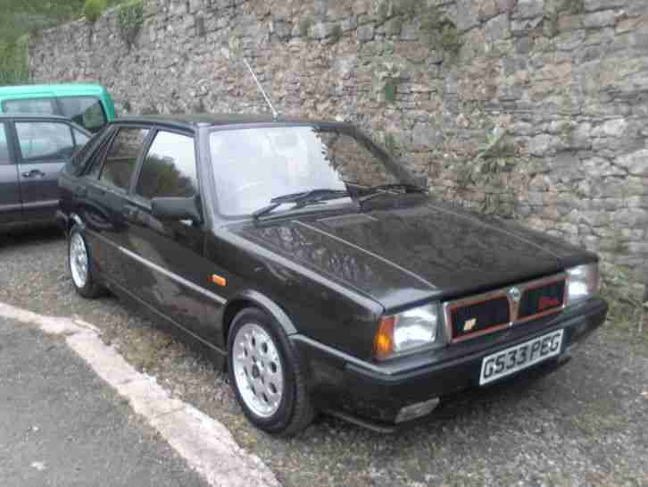 lancia 1993 delta hf integrale evolution outstanding example car for sale. Black Bedroom Furniture Sets. Home Design Ideas
