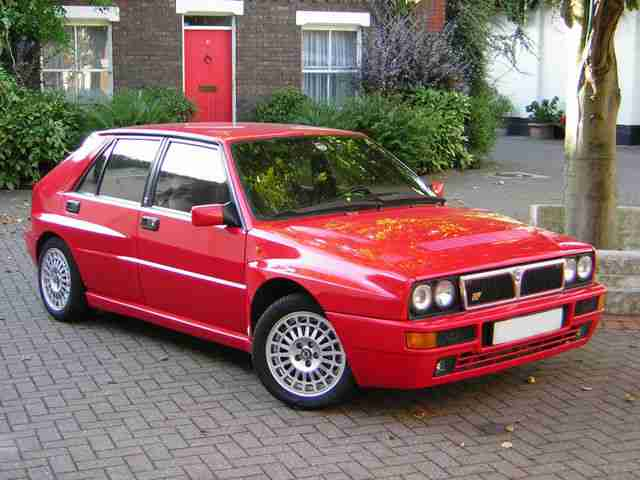Delta Integrale 16V Evolution 1992