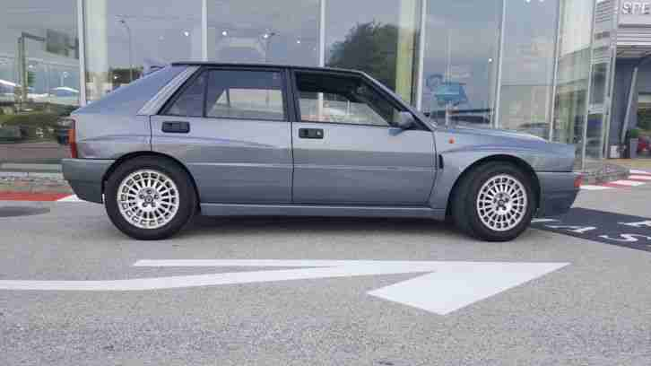 Delta Integrale Evo, 200HP,