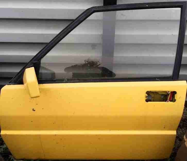 Lancia Delta Integrale HF 16v Door Front Passenger Side with wing mirror