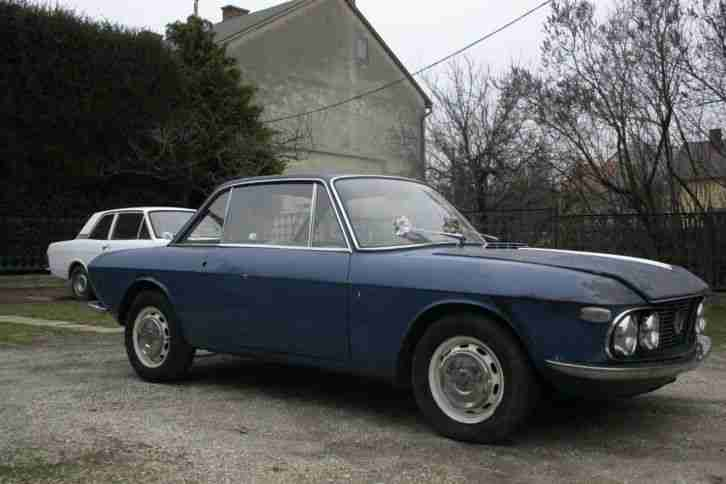 Fulvia Series 1 Coupe 1.2 1966