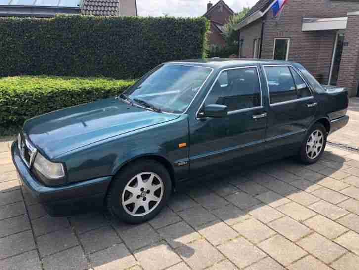 Thema Turbo 16V 06 1992 73,600 Km