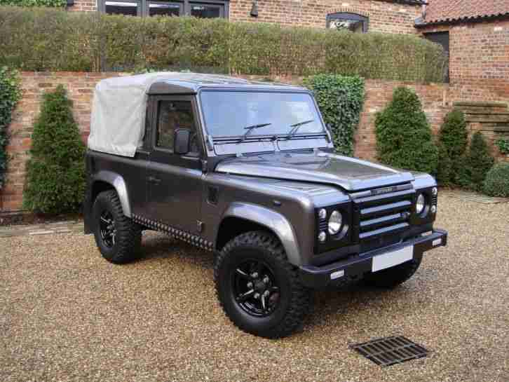 Land Rover Defender Pickup 2005 Upcomingcarshq Com