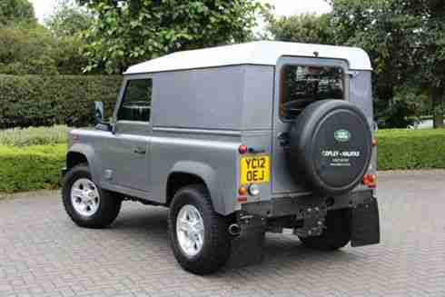Land Rover 90 Defender 2.2I D DPF