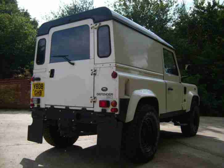 Land Rover 90 Defender 2.5Td5 Hard Top Td5 OFFICIAL SPECIAL VEHICLE!!