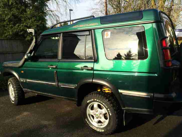 Land Rover Adventurer TD5 - 2003 mod, Off Road Special, MOT 09/15, <trade price