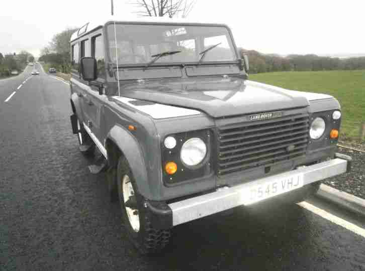 Land Rover Defender 110 Td 1987 57 000 Miles Suitable To