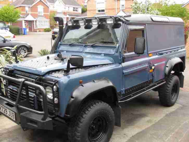 Land Rover Defender 110 Utility 300Tdi 1997